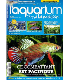 Aquarium à la maison n° 123...